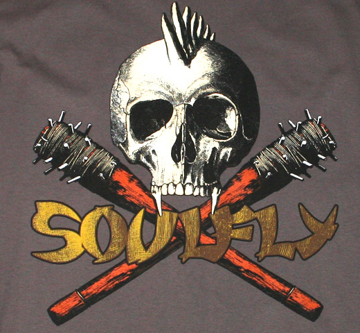 Soulfly / Tribal War Tee