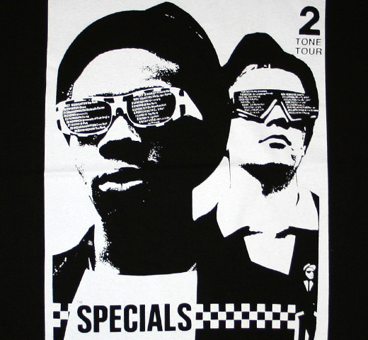 The Specials / 2TONE Tour Tee