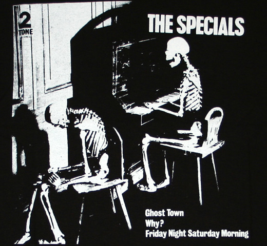 The Specials / Ghost Town Tee