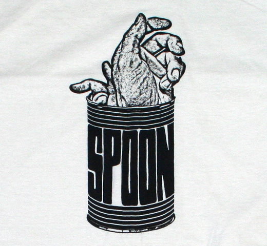 Spoon / Can Tee (Beige)