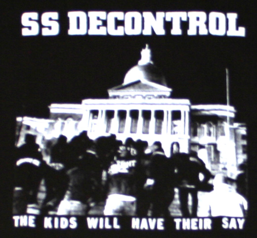 SSD / The Kids Will Have Their Say Tee