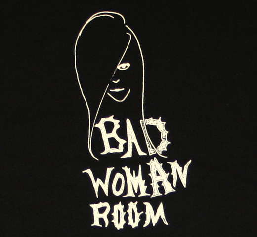Bad Woman Tee (Black)