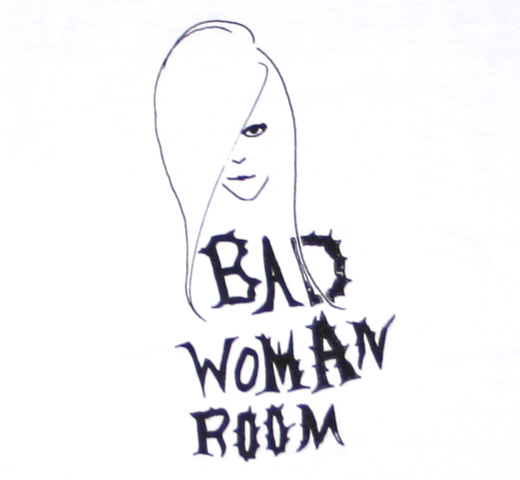 Bad Woman Tee (White)