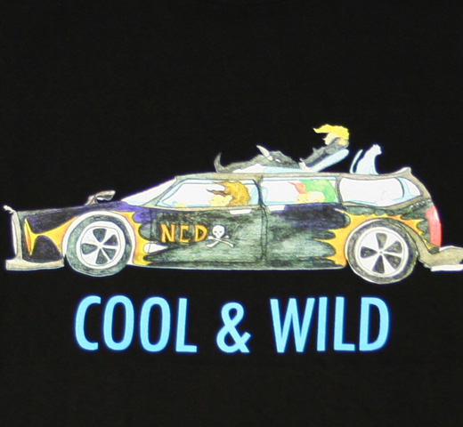 【SALE 30% OFF】 Jude / Cool & Wild Tee
