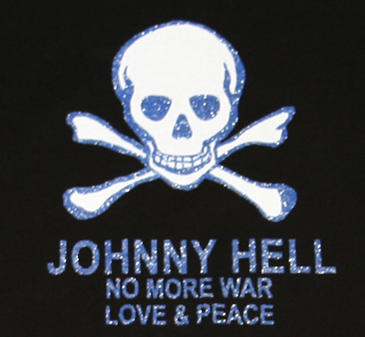 Johnny Hell Tee (Black)
