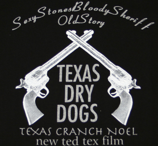 【SALE 30% OFF】 Jude / Texas Dry Dogs Front Tee