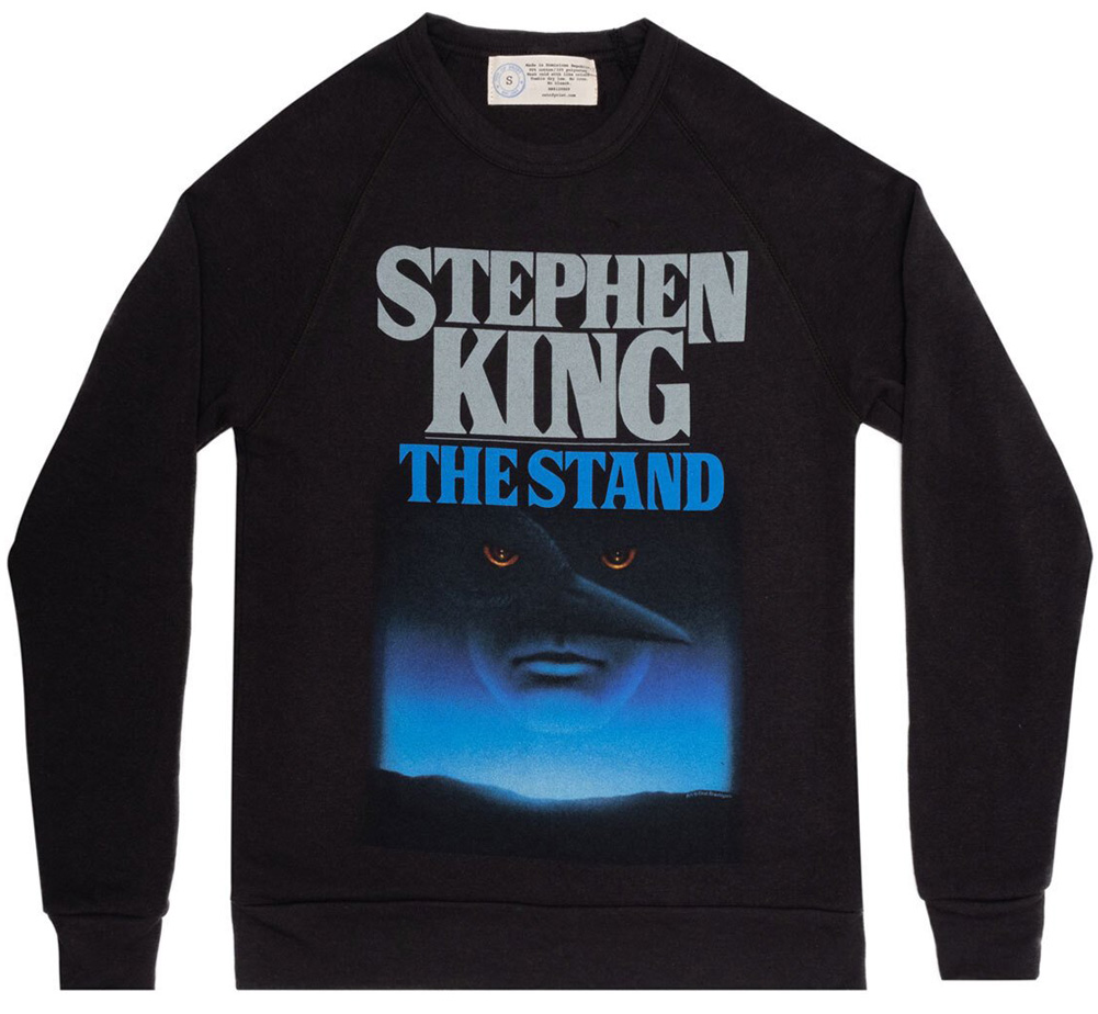 [Out of Print] Stephen King / The Stand Sweatshirt (Black)