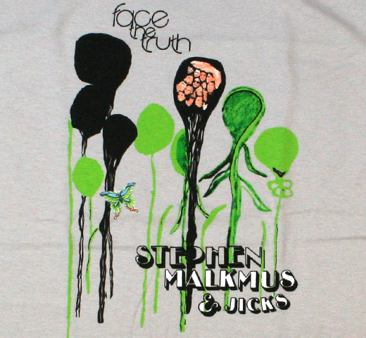 Stephen Malkmus & The Jicks / Face the Truth Tee