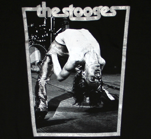 The Stooges / Iggy Bending Tee