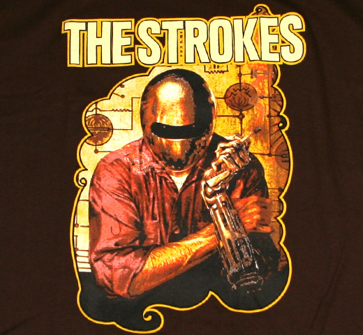 The Strokes / Freas Tee