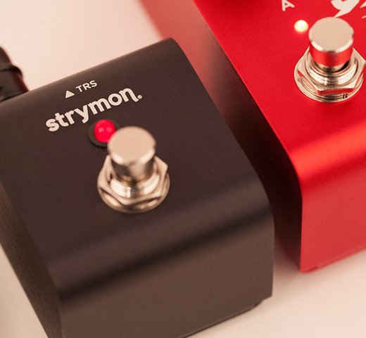【strymon】 MINI switch [Tap / Favorite / Boost switch]