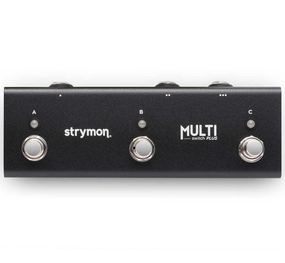 [strymon] MultiSwitch Plus