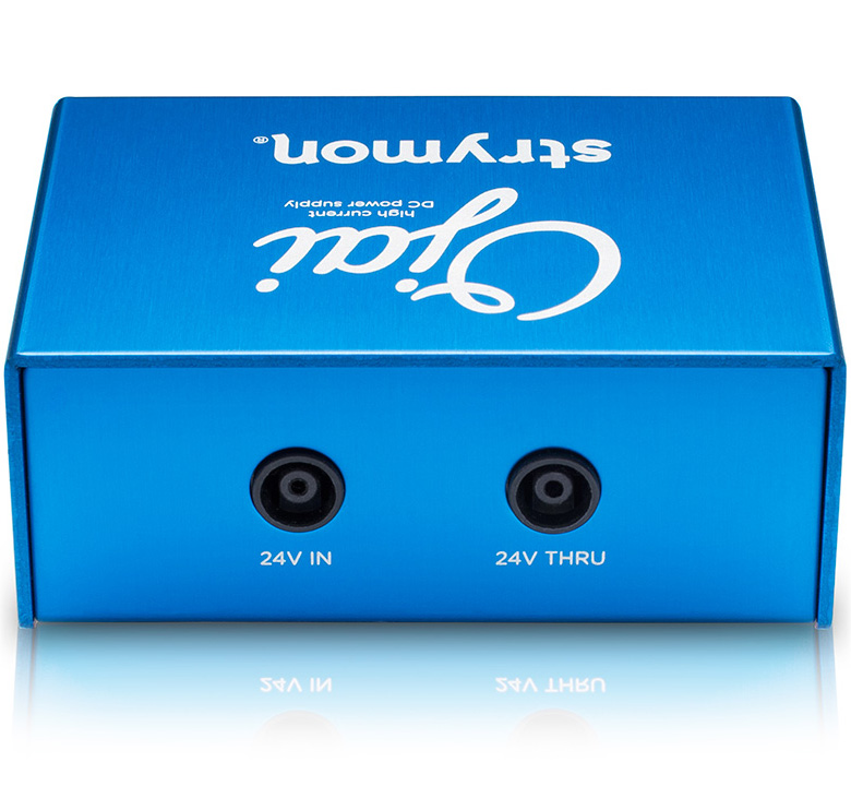【strymon】 Ojai [high current DC power supply]