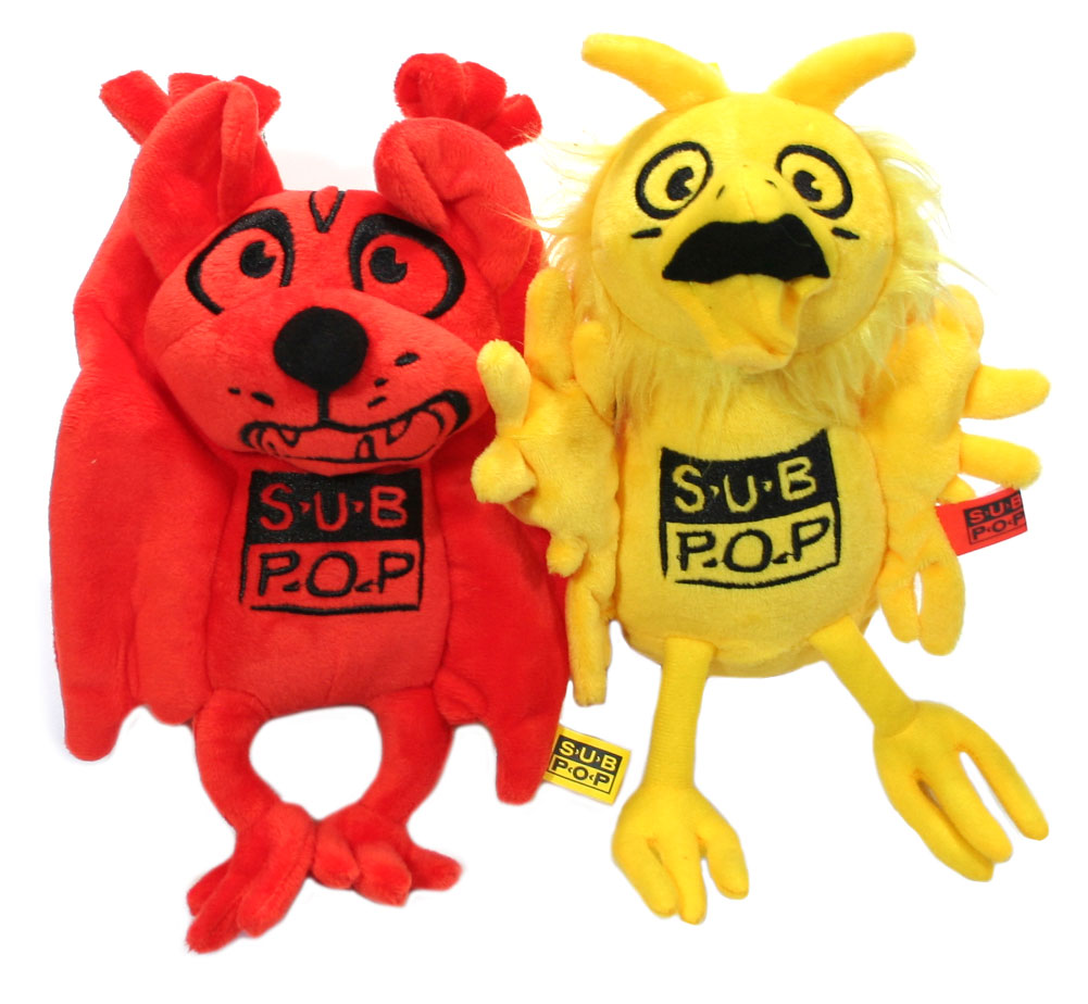 Sub Pop Records / Plush Doll