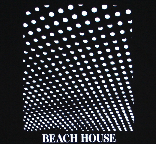 Beach House / Bloom Tee (Black)