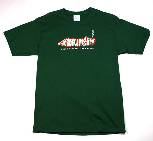 Sublime / Joint Tee (Green)