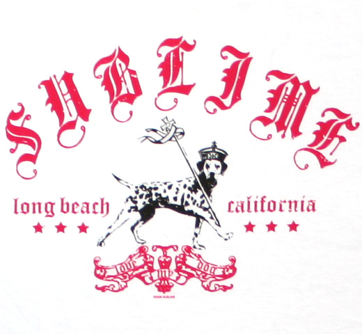 Sublime / Louie Tee 3 (White)