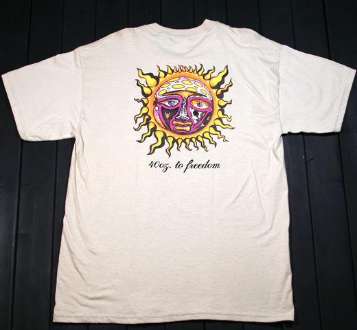 Sublime / Overeasy Tee