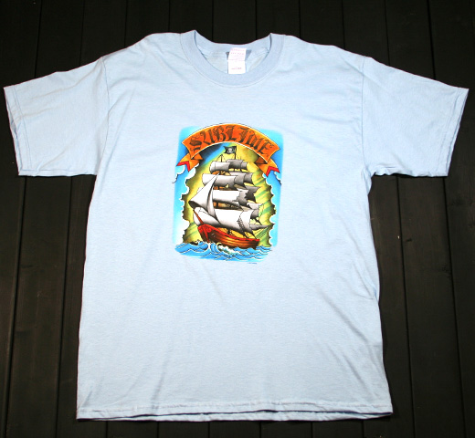 Sublime / Sailing Boat Tee