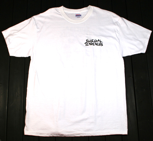 Suicidal Tendencies / Institutionalized Tee