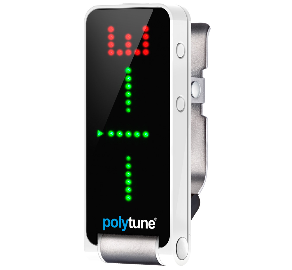 【tc electronic】 PolyTune Clip