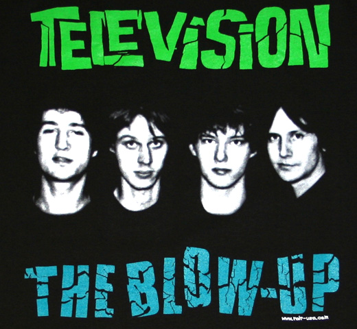 Television / The Blow-Up Tee
