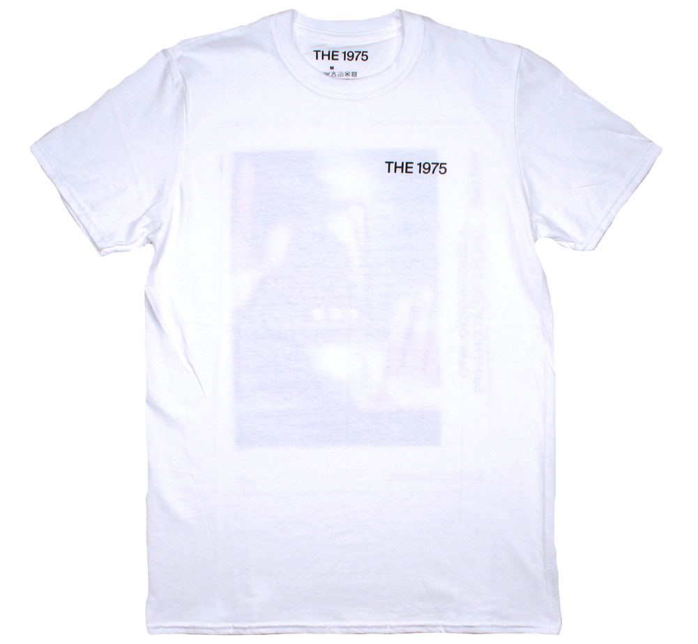 The 1975 / A Brief Inquiry into Online Relationships Tee 6 (White)