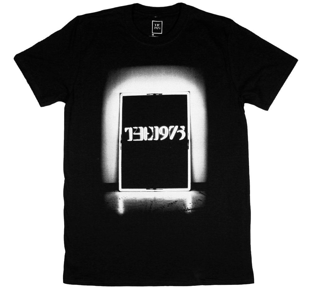 The 1975 / The 1975 Tee (Black)
