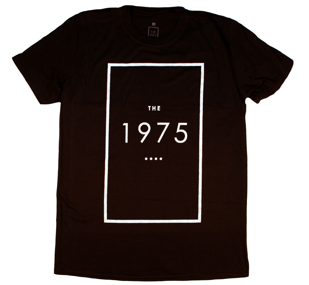 The 1975 / Original Logo Tee (Black)