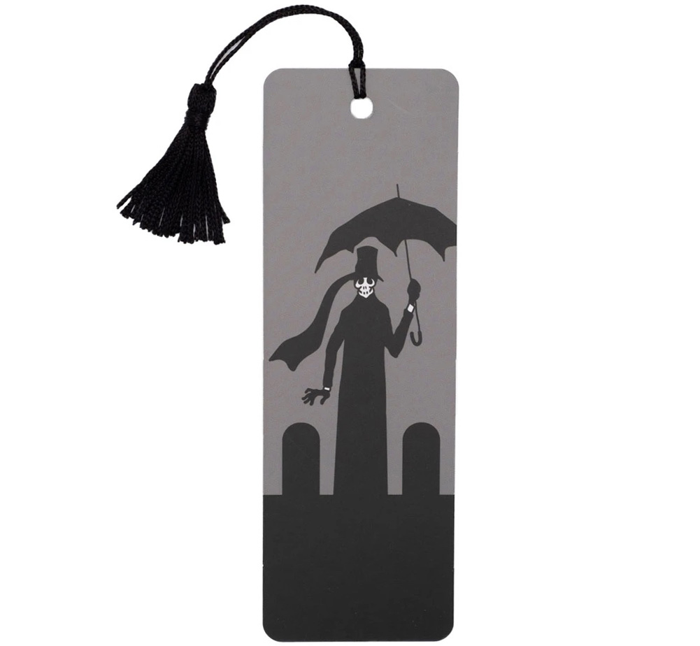 [Out of Print] Edward Gorey / The Gashlycrumb Tinies Bookmark