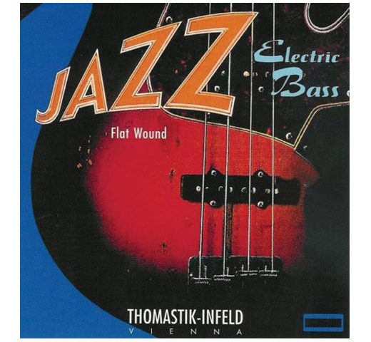 "【Thomastik-Infeld】 Jazz Electric Bass JF365 Super Long Scale 36"" (.044-.136)"