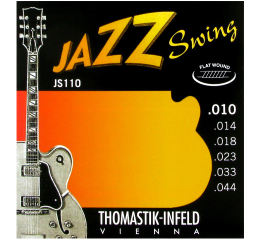 【Thomastik-Infeld】 Jazz Swing JS110 (.010-.044)