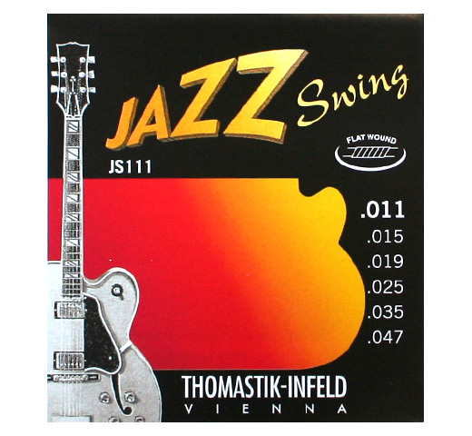 【Thomastik-Infeld】 Jazz Swing JS111 (.011-.047)