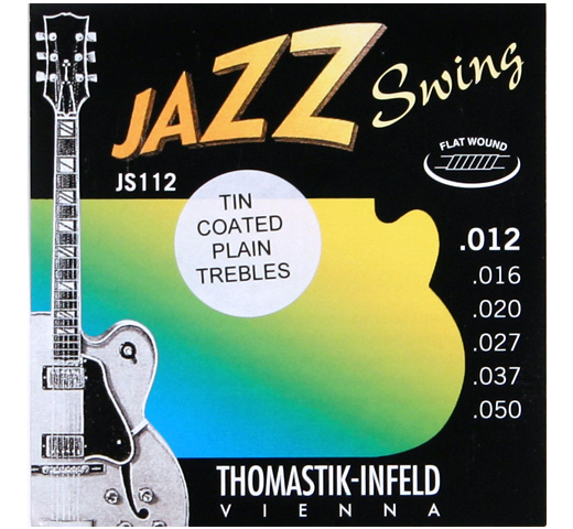[Thomastik-Infeld] Jazz Swing JS112 (.012-.050) (Tin Plated)