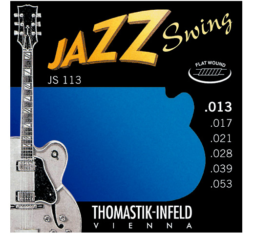 【Thomastik-Infeld】 Jazz Swing JS113 (.013-.053)