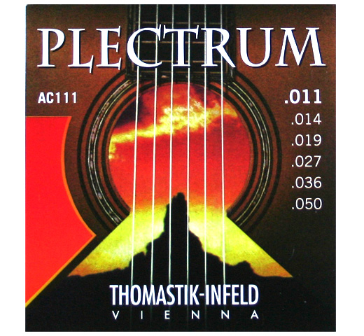 Thomastik-Infeld / PLECTRUM AC111 (.011-.050)