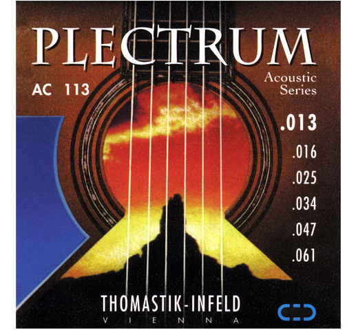 【Thomastik-Infeld】 PLECTRUM AC113 (.013-.061)