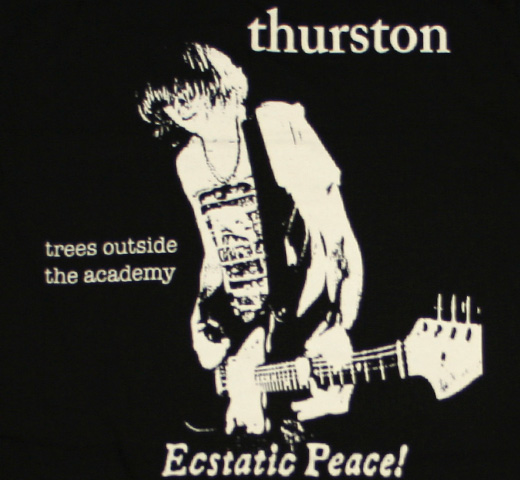 Thurston Moore / Trees Outside the Academy Tee