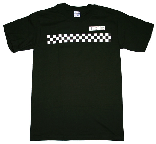 The Toasters / Checker Board Tee