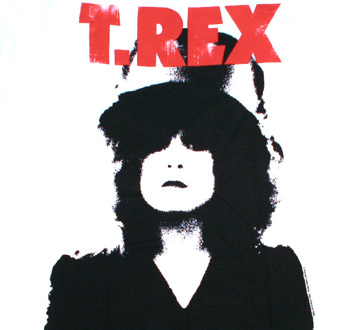 T. REX / The Slider Tee (White)