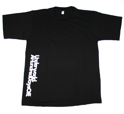 Underworld / A Hundred Off Side Print Tee