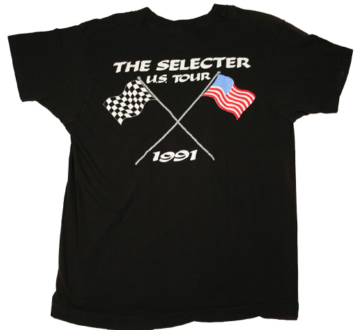 The Selecter / U.S. Tour 1991 Tee (Used)