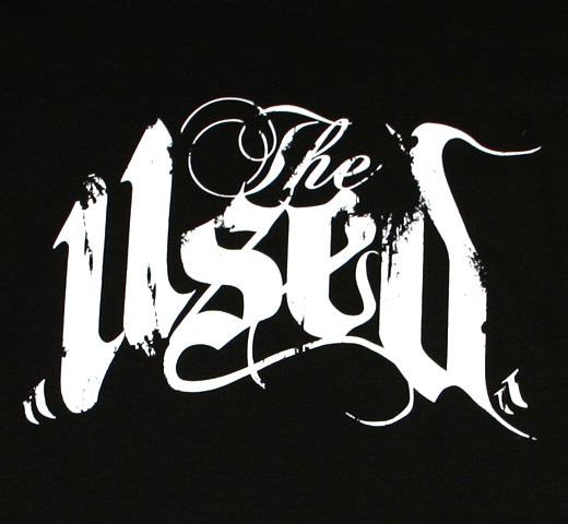 The Used / Bent Tee