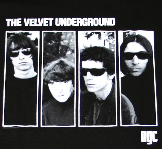 The Velvet Underground / NYC Tee