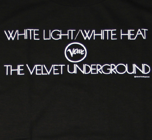 The Velvet Underground / White Light / White Heat Tee