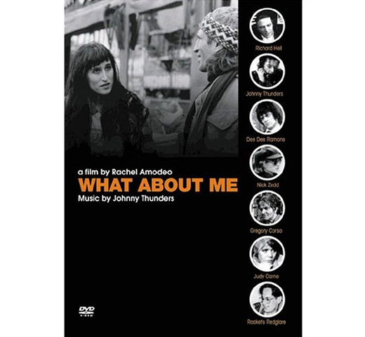 What About Me (Music by Johnny Thunders) [DVD]