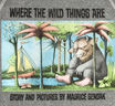 【Out of Print】 Maurice Sendak / WHERE THE WILD THINGS ARE Sweatshirt (Grey)