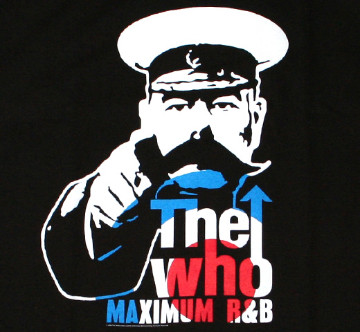 The Who / Maximum R&B Tee