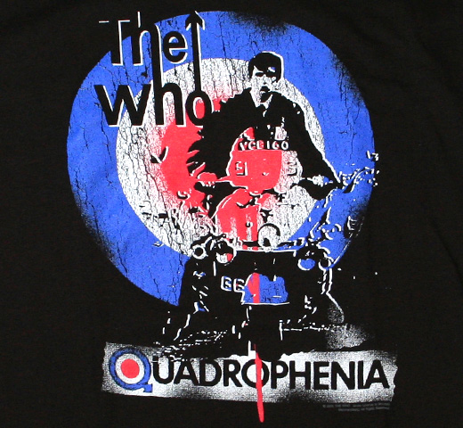 The Who / Quadrophenia Tee