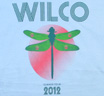 Wilco / Dragonfly Tee (Pale Blue) (Womens)